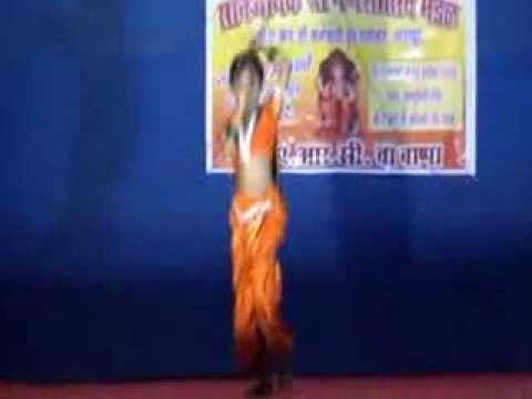 Krishu Lavni Dance video