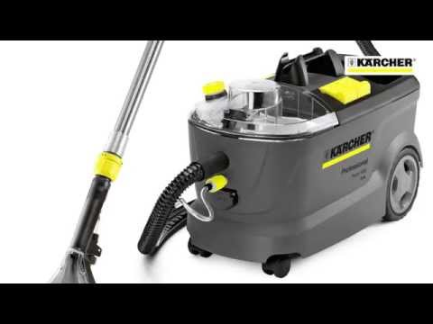 Kärcher Puzzi Range - Spray-Extraction Carpet & Upholstery Cleaners