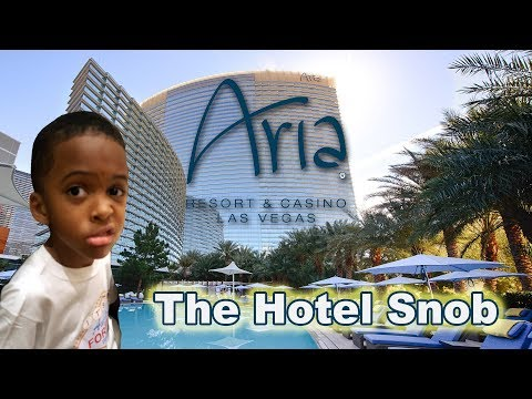 Aria Las Vegas-King Room Review by The Hotel Snob