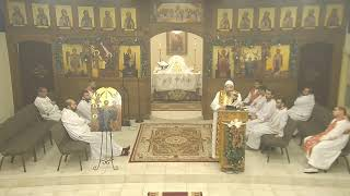 HG Bishop Youssef: Theophany Feast 2019 Homily @ St Paul, Houston TX ~ 2019