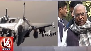 Rafale Verdict: Mallikarjun Kharge Alleges Modi Govt Lied In Supreme Court