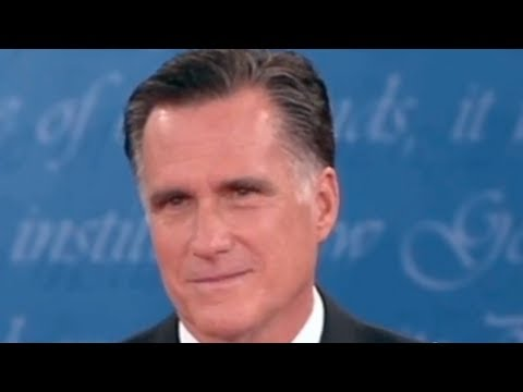 Mitt Romney's Trouble Relating to Women