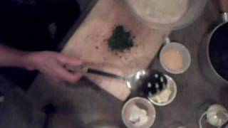 How to Make Sage and Onion Stuffing.wmv