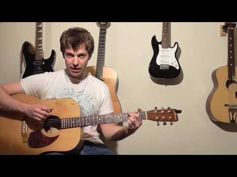 Cours Guitare Country Bluegrass L'EXERCICE DU COW-BOY Morceau Flat Picking Facile Débutants Et +
