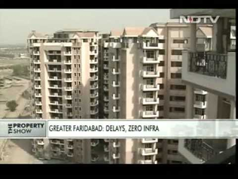 NDTV Property Show on Greater Faridabad