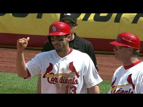 CIN@STL: Carpenter's RBI single gives Cards a lead