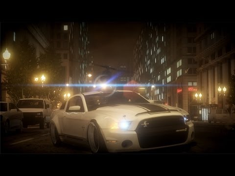 Need For Speed The Run/Battlefield 3 Frostbite 2 Trailer