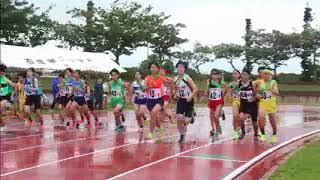 平成29年度第41回男子第30回女子沖縄県中学校駅伝競走大会開催