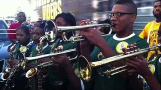 Behrman Band plays for the Freedom Riders in New Orleans