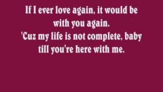 Tatyana Ali - If I Ever Love Again