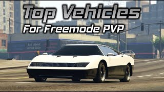GTA Online: Top Vehicles for PVP in Freemode
