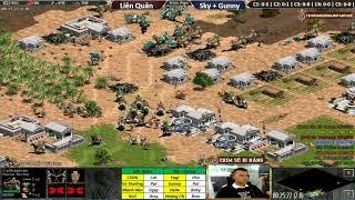 C2T2 | 4vs4 Random | Liên Quân vs Sky + Gunny | Ngày 10-10-2018