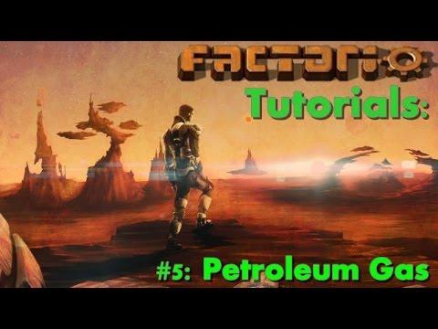Factorio Tutorials #5 Petroleum Gas
