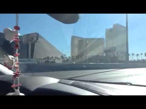 Crimea- Gurzuf- Las Vegas. road highway Nevada. USA