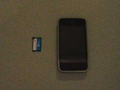 IPhone 3g on AT&T Prepaid GoPhone Instructions