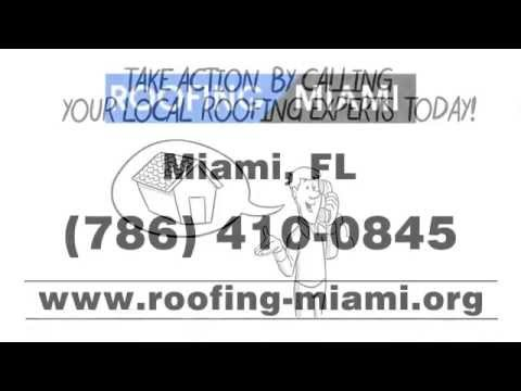 Roof Repair Miami | Roofing Companies in Miami | Call (786) 410-0845