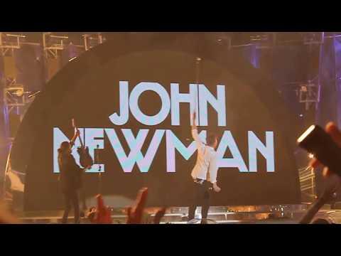 John Newman - Love Me Again / Киев лига звезд 2018 (Київ, Ліга зірок 19.05.18)