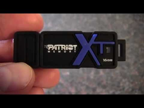 Patriot XT USB 3.0 Thumb Drive