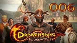 Let's Play Drakensang: Am Fluss der Zeit #006 - Nächtliche Spion-Arbeit [720p] [deutsch]