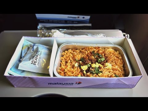 Malaysia Airlines Flight Report: MH774 Kuala Lumpur to Bangkok