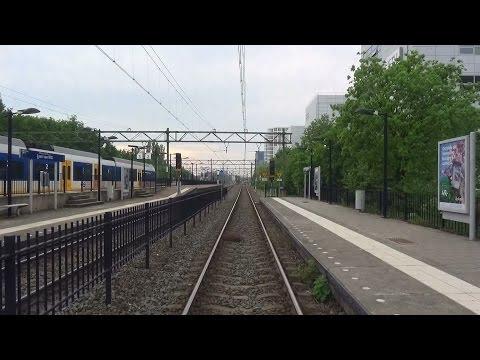 HTM RandstadRail 4 Station Laan van NOI - De Uithof | Alstom RegioCitadis 4044