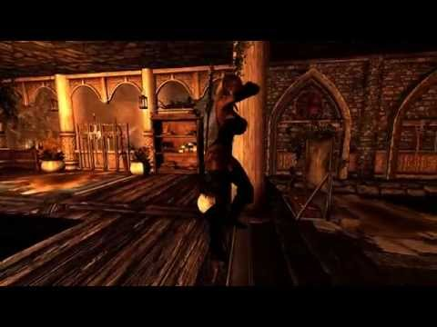 The Elder Scrolls V: Skyrim - Sexy Idle Animation