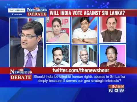 Debate: Will India vote against Sri Lanka?-1
