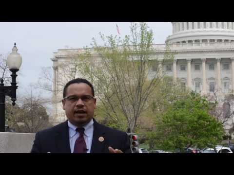 Keith Ellison: Why Cutting Social Security is Such a Big Deal