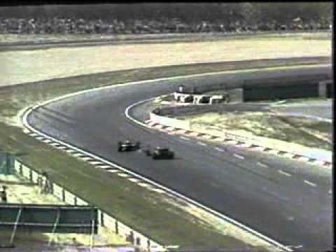 (f1) 1986 hungarian gp nelson piquet vs ayrton senna