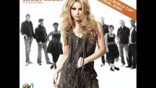 Waka Waka - Shakira Lyrics