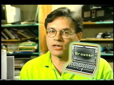 Early days of Mosaic & Netscape Browsers Marc Andreessen Jim Clark John Doerr