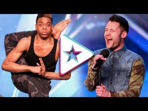 Top 10 Best auditions Britain's got talent 2015 (part 2)