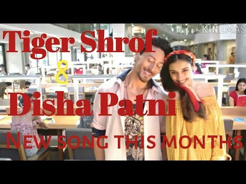 Tiger Shrof | New Song of baaghi 2 | bollywood new song 2018