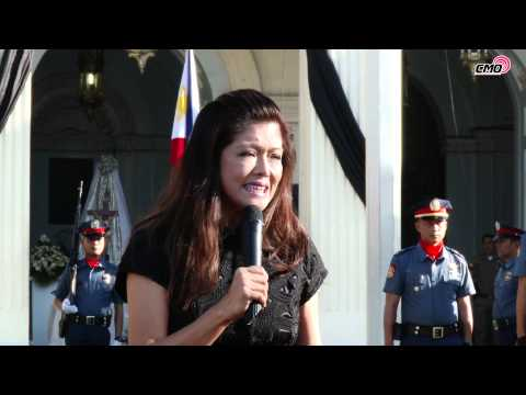 Governor Imee Marcos Honors Pnp Saf Member Po2 Omar A. Nacionales video