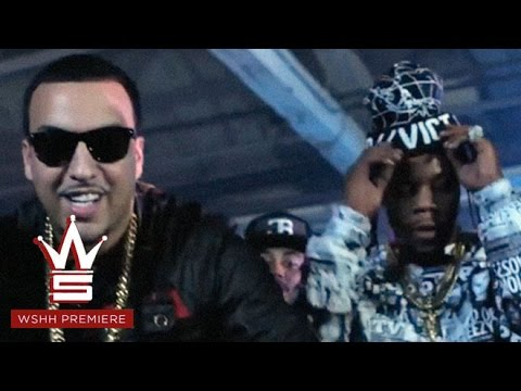 French Montana & Rowdy Rebel - Hot Nigga Remix (WSHH Premiere - Official Music Video)