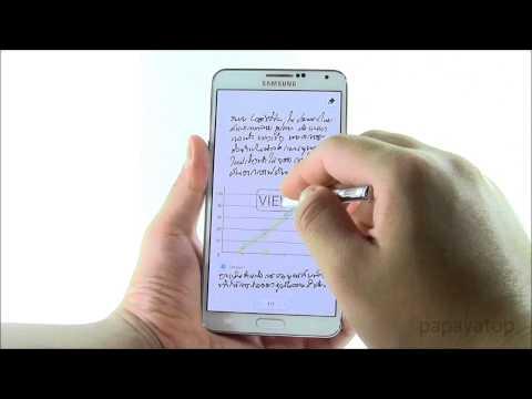 [ Review ] : Samsung Galaxy Note 3 (TH/ไทย)
