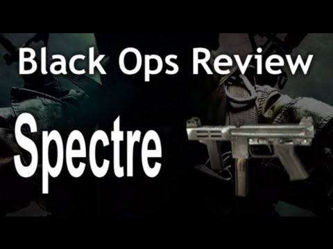 Spectre - SMGs - Black Ops Review - #13