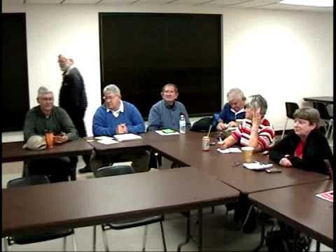 KY-QRP November 2012 meeting