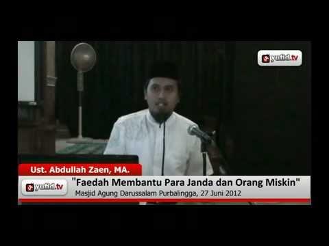 Para Janda Dan Orang Miskin - Ceramah Islam Singkat