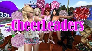 Giant snail race 531 18 SEP 01 Cheerleaders Race
