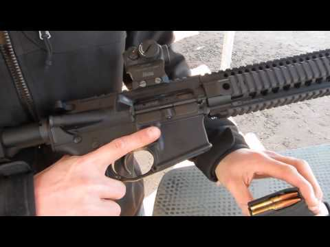Daniel Defense M4. v5-300 AAC Blackout