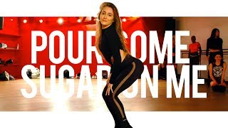 Download Lagu Def Leppard - Pour Some Sugar On Me | Choreography With Aisha Francis Gratis STAFABAND