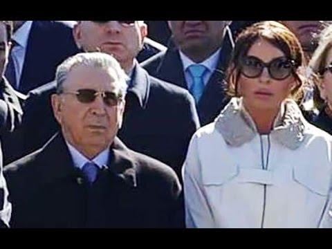 Mehriban Əliyeva Ramiz Mehdiyevi yola salır? - Gündəlik Xəbərlər (25.04.2017)