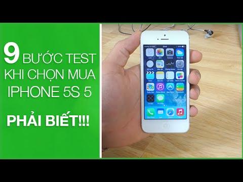 9 BƯỚC HƯỚNG DẪN CHỌN MUA KHI MUA IPHONE 5 5S - PHẢI BIẾT! - Mango