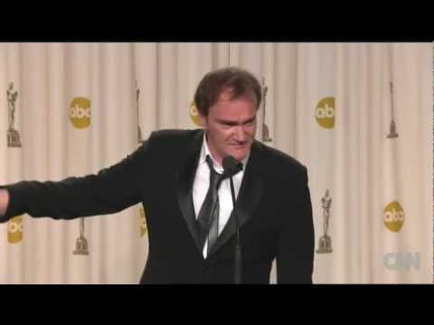 Raw Video: Quentin Tarantino on