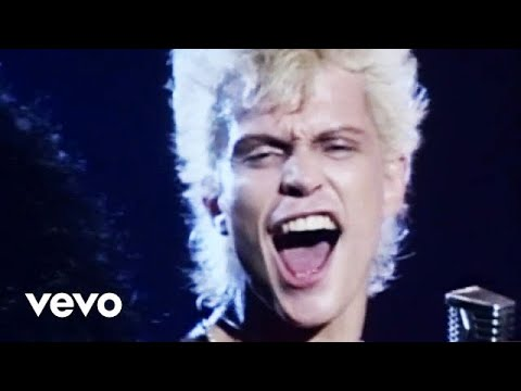 Billy Idol - To Ba A Lover