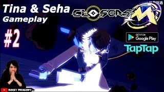 SEHA GG 😱 - Seha & Tina Gameplay !!! Closers Mobile (TW) - Android Game