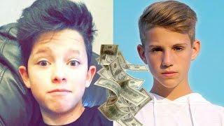 Top 10 RICHEST YouTube KIDS (MattyBRaps, Jacob Sartorius, Rocco Piazza, kids RomanAtwood)