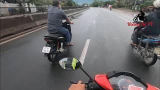 Winner 150 - Về Tới Ninh Hòa - Nha Trang