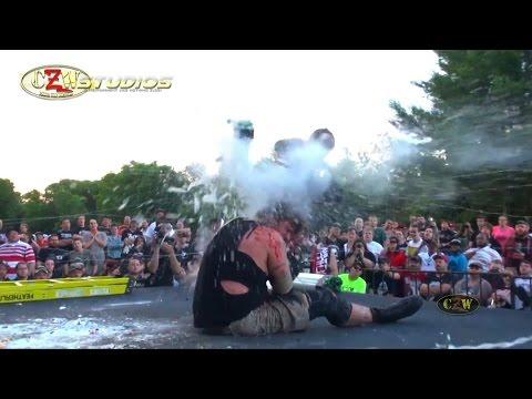 CZW: Tournament of Death 13: MASADA vs. Jun Kasai (CZWstudios.com)